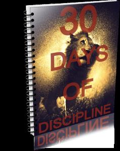 30daysofdiscipline